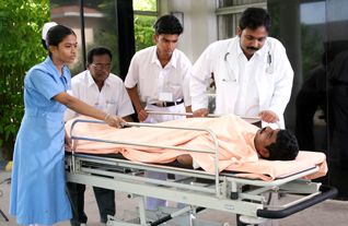 Emergency Services in Coimbatore, Emergency Medical Services